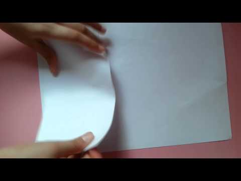 How to make a paper file