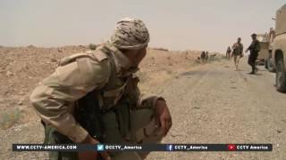 Syrian military offensive in Al-Raqqah comes to a halt