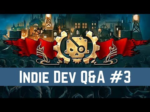 How I learned Blueprints - Indie Game Development Q&A#3