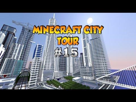 Minecraft City Tour #15