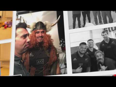 Cure Kids and NZR 2015 highlights