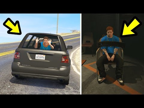 GTA 5 - What happens if you don't save Jimmy?