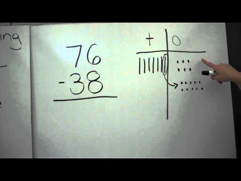 Subtraction with Regrouping 2-digit