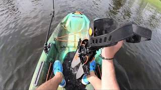 Pelican Catch 130 HyDryve Surf Test BETTER than Hobie