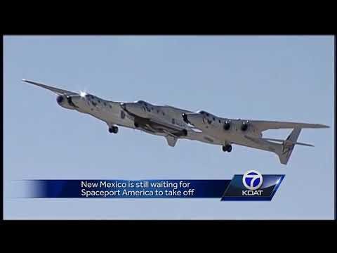 State still waiting for Spaceport America to take off
