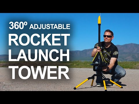 How To Make A Rocket Launching Blast Pad