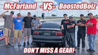 TEAM Driver's Battle - Team McFarland vs. Team Boostedboiz! (Stick Shift Challenge)