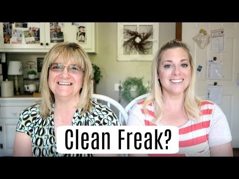 Was I A Clean Freak Growing Up? Q&A With Ma!!