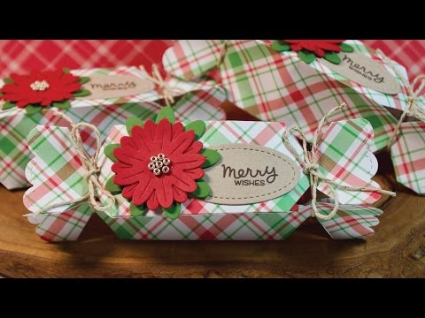 How to make DIY Christmas crackers