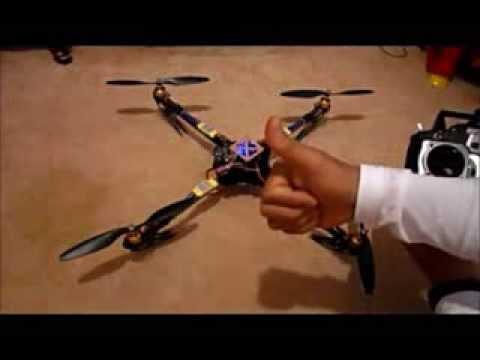 DRONE UAV BUILD