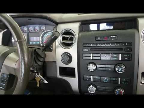 How to Reset oil change light 2009 Ford f150 xlt