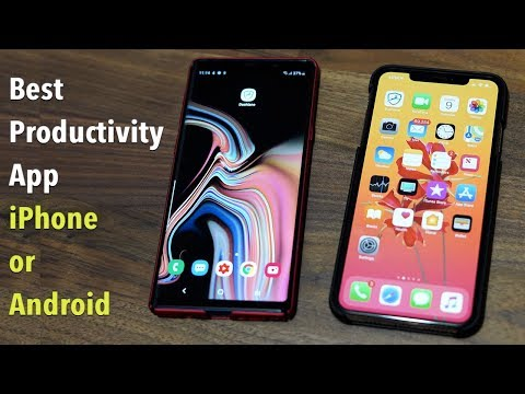 Best Productivity App that Everyone Needs for New iPhone or Android