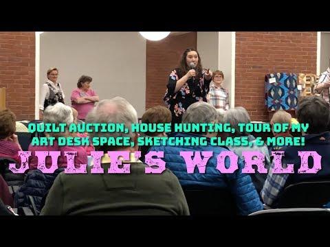 Julie's World Vlog: April23 - 29, 2018