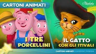 Il Lupo Ei Sette Capretti Storie Per Bambini Cartoni Animati1zdk