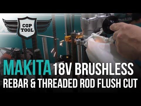 Makita 18V Brushless Rebar & Threaded Rod Flush Cut XCS02 Up to #8 or 1