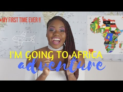 I'm  Going Back packing in Africa! Travel Essentials   Summer trip 2017