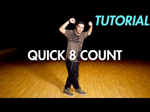 How to do a Quick 8 Count Dance Routine (Hip Hop Dance Moves Tutorial) | Mihran Kirakosian