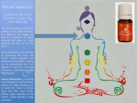 Healing Your Chakra's