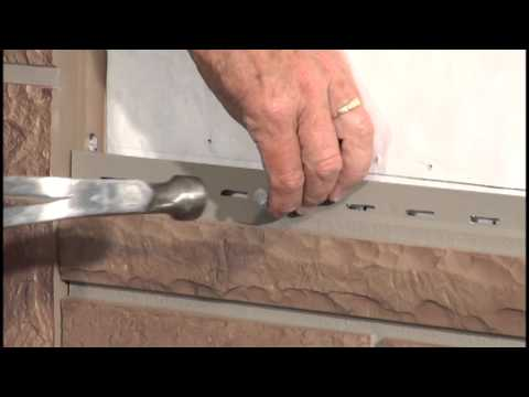 Exteria Hand Laid Brick and Hand Cut Stone Installation Video
