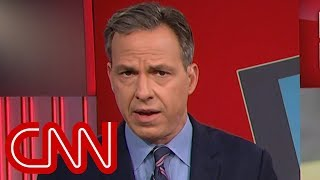Tapper: Trump using darkest language yet on immigration