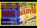 Fireworks Performance Hostile Takeover 200g Cake World Class