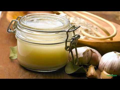 Garlic Juice for Stye Eye