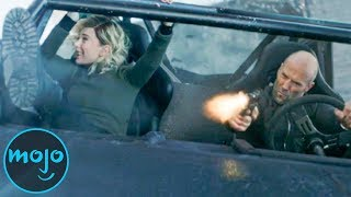 How Hobbs & Shaw Created Action Scenes