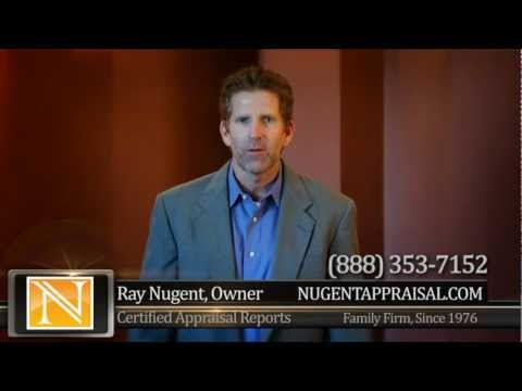 Estate Appraisal and Equitable Distribution Appraisal at Nugent Appraisal Services