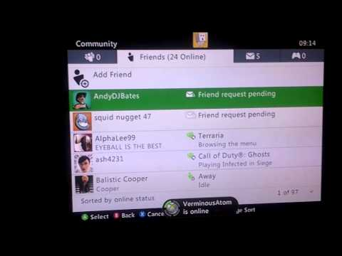 How to be stampylongnose's friend *STILL WORKS!* xbox 360 and xbox 1