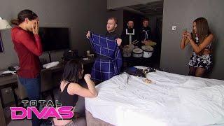 Nikki Bella pranks Brie and Paige in Scotland: Total Divas Bonus Clip, Aug. 4, 2015