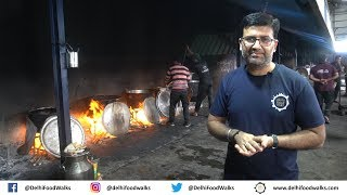 CHENNAI Food Tour - BIRYANI Factory Visit - Best BHAJJI of Chennai
