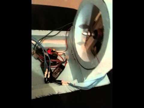 DIY - RC Hovercraft