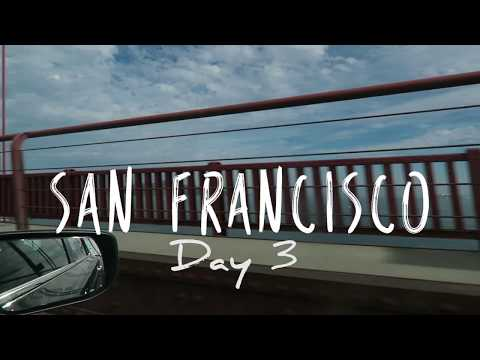Day 3 - Muir Woods, Ice Skating at Union Square, Twin Peaks   5 Days in San Francisco   TRAVEL VLOG