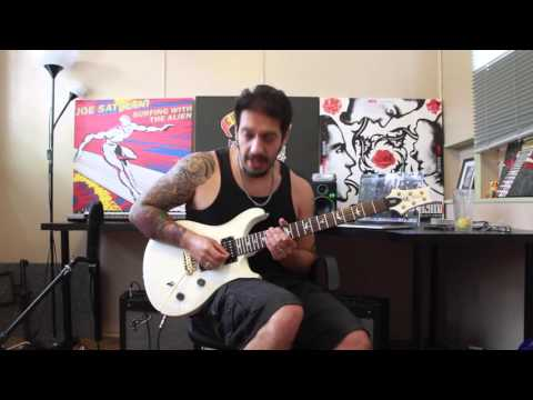 How to play 'Revelation Mother Earth' by Ozzy Osbourne Guitar Solo Lesson w/tabs