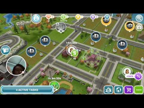 Spot Horses With a Telescope (the sims freeplay)