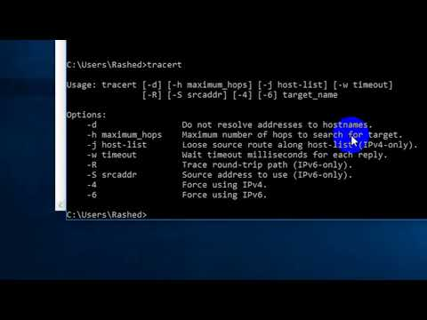 CMD COMMAND WINDOWS 10 LAN IP CHECK & LAN CONNECTED ALL IP CHECK DETAILS