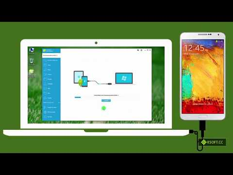 How to Transfer Videos from Samsung Galaxy Note 3 to Computer ?
