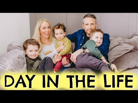 DAY IN THE LIFE OF THE NORRIS FAMILY  |  EMILY NORRIS AD