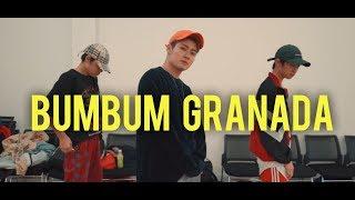 MCs Zaac & Jerry - Bumbum Granada (KondZilla) | RIKIMARU choreography