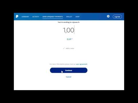 How to pay with PayPal to WOS without fee