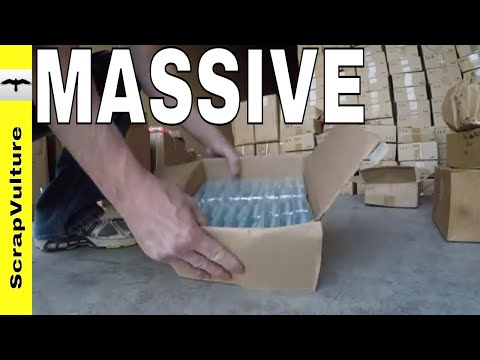Unboxing $25,000 FISHING LURES - MASSIVE Dumpster Dive Jackpot