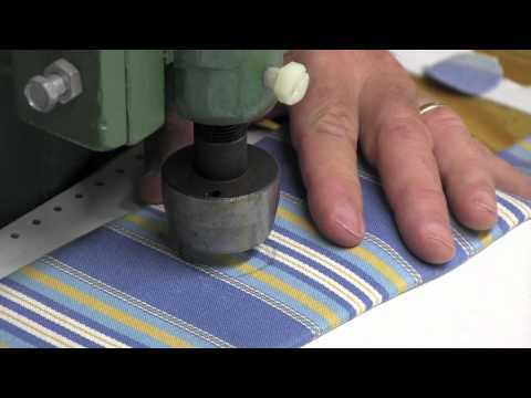 How To Install Drapery Grommets  Part 1 Cutting The Holes