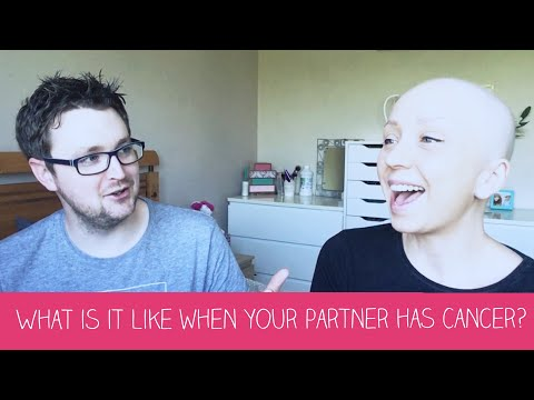 My Cancer Journey | What Cancer is like for the Partner!