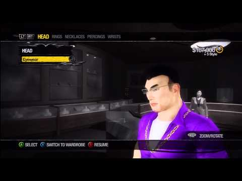 How To Make Johnny Gat In Saints Row 2 (PS3,Xbox 360,PC and Other Consles)