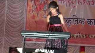 tu tu hai wahi dil ne jise apna kaha Yamaha keyboard remix- By Anisha Dahiwale