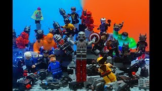 Lego Avengers - the Final Stand (PART 2/2) FINALE