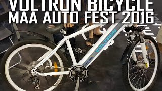 voltron bicycle (Malaysian Made) @ MAA Auto Fest 2016