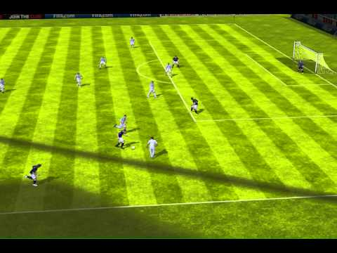 FIFA 13 iPhone/iPad - FC James vs. UCD AFC