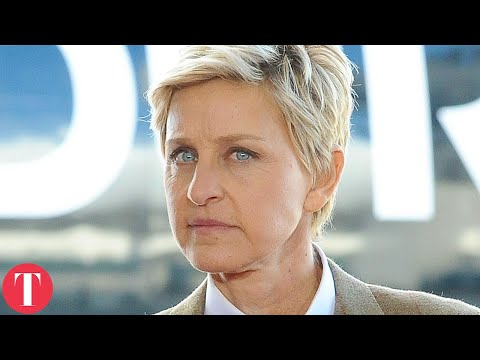 10 Dark Secrets From The Ellen DeGeneres Show