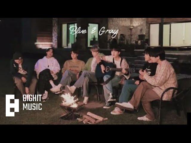 BTS (방탄소년단) 'Blue & Grey' MV